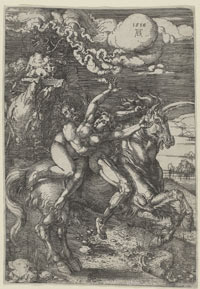 Image 08: Abduction on a Unicorn