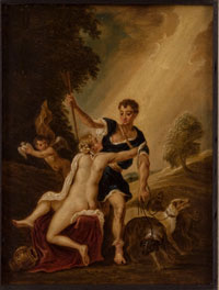 Image 01: Venus and Adonis