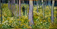 Image 08: Undergrowth with Two Figures