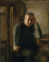 Portrait of Thomas Eakins