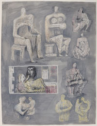 Study Sheet for Seated Figures