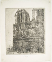 Nôtre Dame, Paris