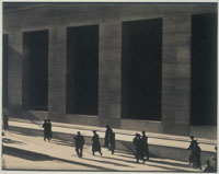 Wall Street, by Paul Strand (1915)