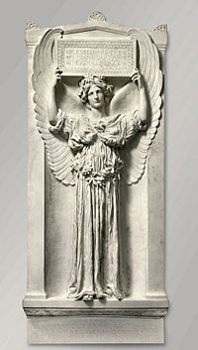 The Angel of Purity (Maria Mitchell Memorial)