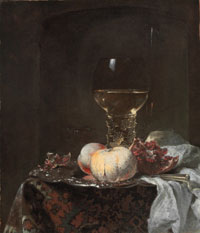 Still Life with a Roemer