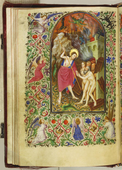 Book of Hours for Roman Use (Collins Hours)