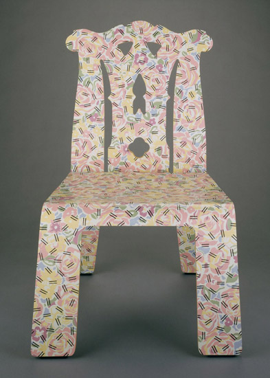 """Chippendale"" Chair"