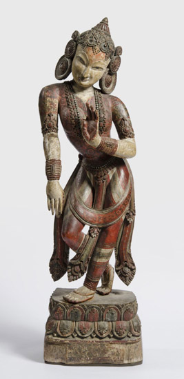 Nrityadevi, Goddess of Dance