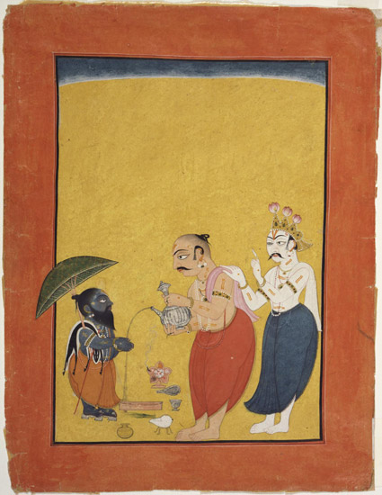 Vamana, the Dwarf Avatar of Vishnu