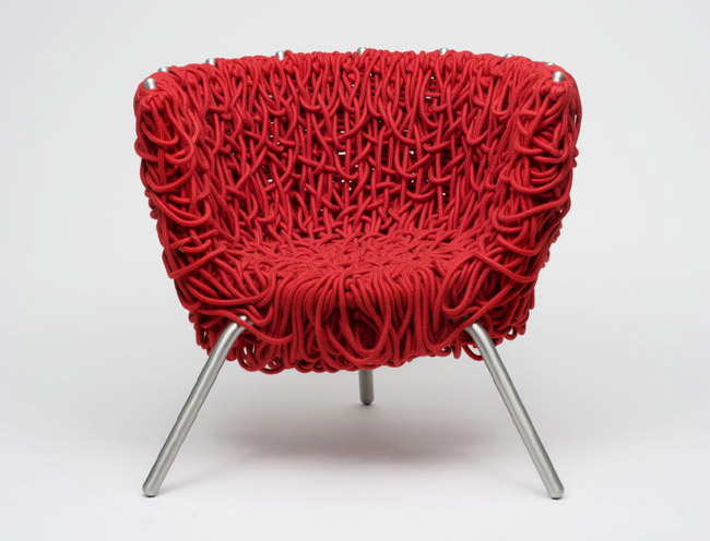 """Vermelha (Red)"" Chair"