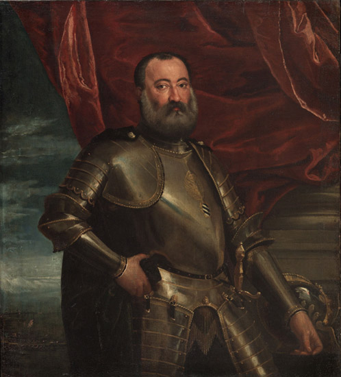 Portrait of Girolamo Contarini