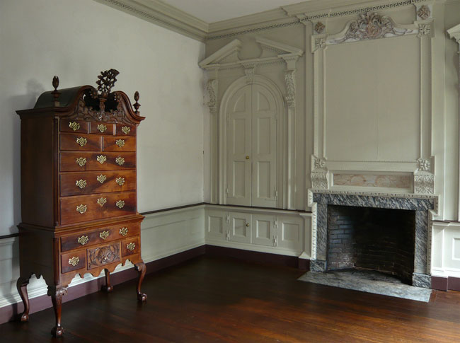 Mount Pleasant drawing room
