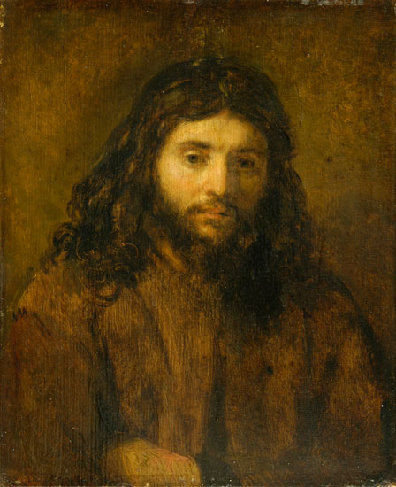 Head of Christ, c. 1648
