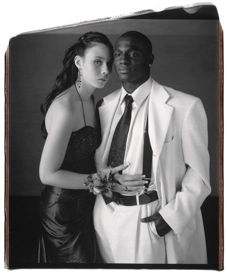 Samantha Monte and Khalil Samad, Staten Island, New York, 2006
