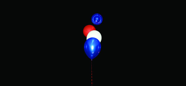 2008 Election Day Balloons Alternate, Philadelphia, PA