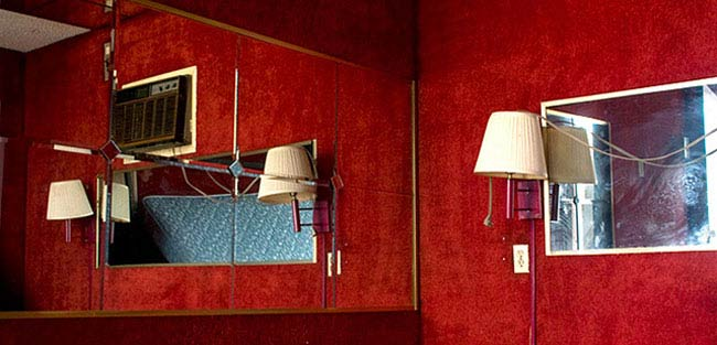 Red Carpet Motel Room, Atlantic City